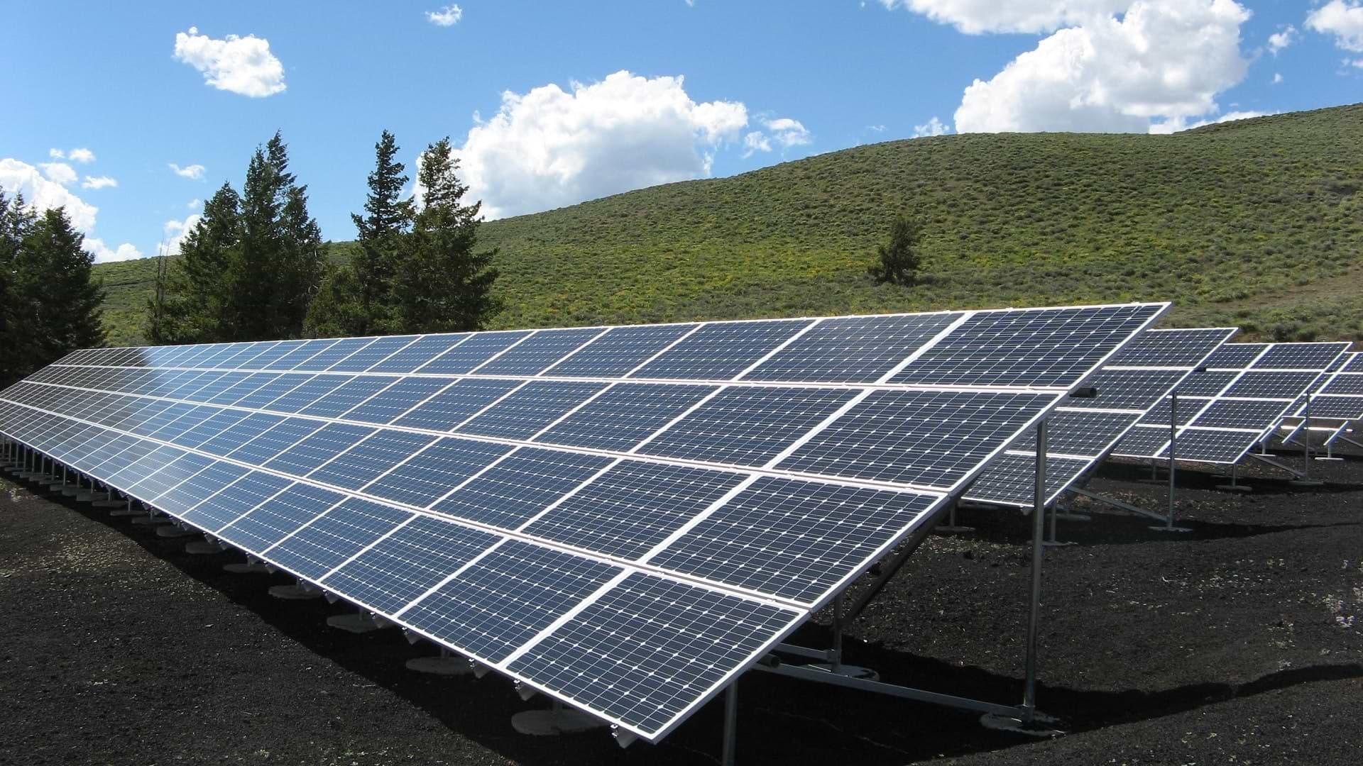 Absolute Solar clean green solar panels