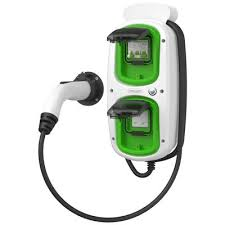 Rolec EV multimode charge point for Absolute solar