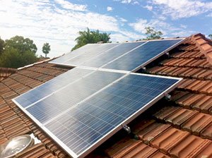 Absolute Solar; solar and battery storage systems.