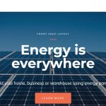 Absolute Solar website home page